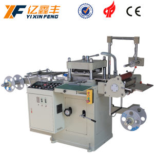 Hydraulic Press PVC Card Punch Cutting Machine pictures & photos