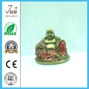 Polyresin Craft Chinese Religion Figurine Buddha Statue Home Decoration pictures & photos