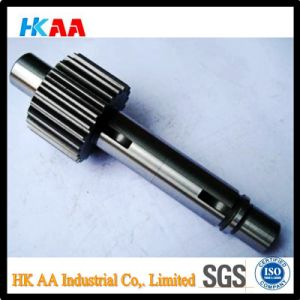 Customized Gear Shaft, Shaft Gear, Spur Gear Shaft with Competitive Price pictures & photos