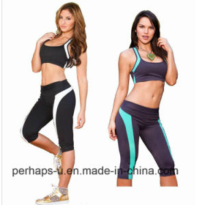 Custom High End Women Fitness Wear Yoga Suit pictures & photos