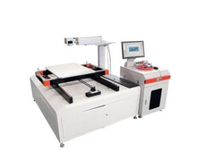 20W Fiber Laser Marking and Engraving Machine with 700*500mm Big Marking Range pictures & photos