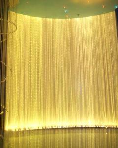 Plastic Optical Fiber Light Chandelier