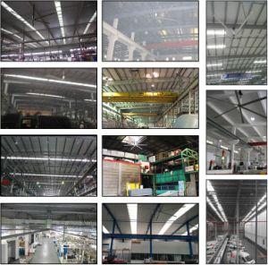 Siemens, Omron Transducer Control Gymnasium Use 5.5m (18FT) AC Fan