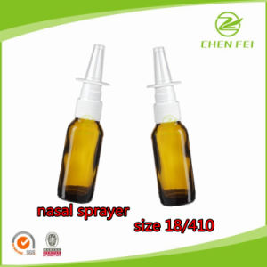 Manufacture Supplier Output 0.14ml Medical Nasal Pump Sprayer for Bottles pictures & photos