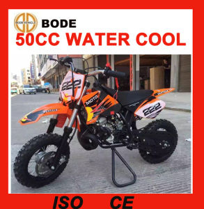 High Quality 50cc Water Cooled Engine Dirt Bike for Kids pictures & photos