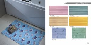 PVC Anti Slip Printed Mats pictures & photos