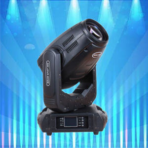 Imported 10r280W Spot/Beam/Wash 3in1 Stage Moving Head Stage Lighting pictures & photos