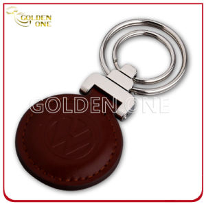 Creative Design PU Leather Key Keyring with Magnet pictures & photos