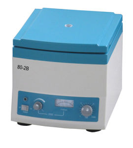 20ml Low Speed Medical/Lab Centrifuge 80-2b/80-2c pictures & photos