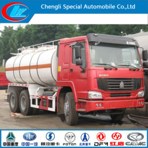 Sinotruck 6X4 HOWO Oil Tank Truck for Sale (CLW1257) pictures & photos