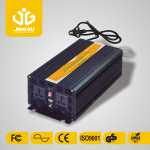 24V DC to 220V AC 2500W Pure Sine Wave Power Inverter Charger pictures & photos