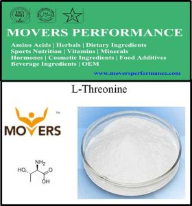Hot Sales Amino Acids High Quality L-Threonine pictures & photos