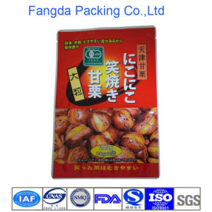 Food Grade Three Side Sealing Food Pouch