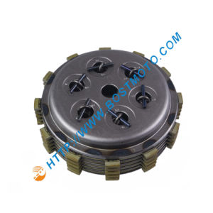 Motorcycle Part Clutch Hub Assy for Ax-100 pictures & photos