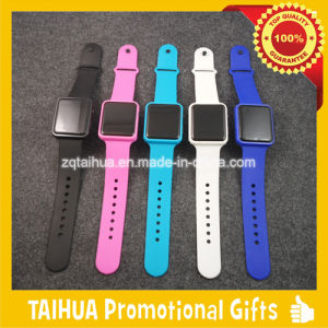 New Womens Mens Kids Silicone Band Touch Screen Sports LED Watch Bracelet pictures & photos