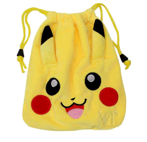Pikachu Drawstring Bags Poke Ball Cotton Gift Bag pictures & photos