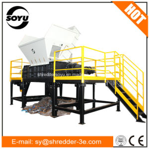 Double Shaft Metal Crusher pictures & photos