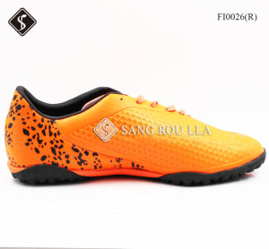 Men Indoor Soccer Shoes Football Shoes pictures & photos