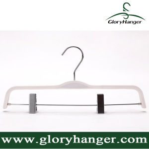White Plywood Hanger for Clothing Shop Display pictures & photos