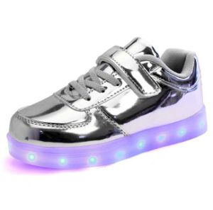 Newest Product Shoe with LED Flashing Light pictures & photos