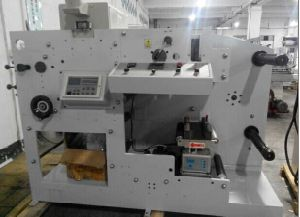 Flexo Printing Machine (ZB-320-1Color) Label pictures & photos