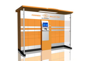 Kmy Intelligent Parcel Delivery Locker Kiosk Manufacturer in China pictures & photos