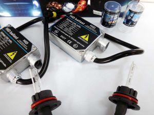 9007 35W 6000k Xenon Lamp Car Accessory with Regular Ballast