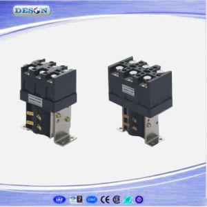 6V-150V 50Hz/60Hz 100A 3no DC Magnetic Contactor pictures & photos