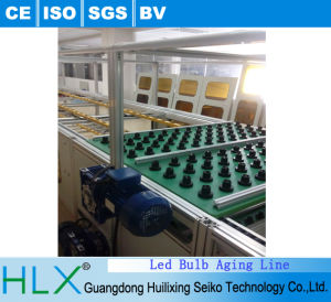 LED Bulb Aging Line in Hlx pictures & photos