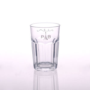 Classic Design Drinking Glass in Hexagonal Shape pictures & photos