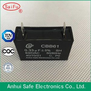 Electric Fan Cbb61 Capacitor 22UF pictures & photos