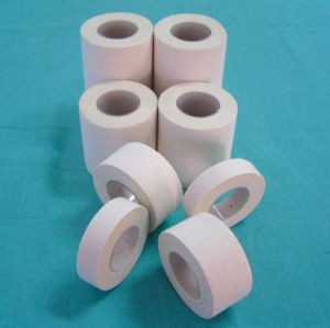 Medical Zinc Oxide Adhesive Plaster with Ce, ISO Approved (white) pictures & photos