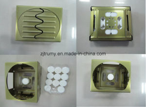 Min Folding Camping Stove with Fuel Cells pictures & photos