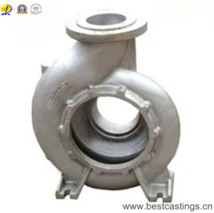 OEM Custom Stainless Steel Precision Casting Pump Body pictures & photos