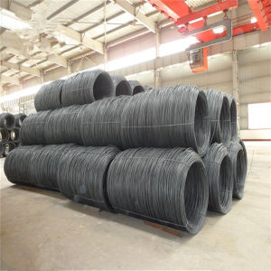 Hot Rolled SAE 1008b Low Carbon Coils Steel Wire Rod pictures & photos