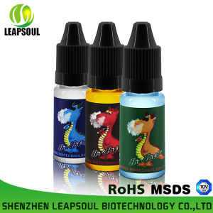 Hot Selling Medium Concentration 10ml Plastic Bottle Fruit E Liquid