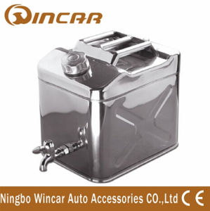 Auto Fuel Tank Gas Can with Tap pictures & photos