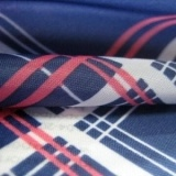 Custom Deisgn Dyed Garment Strip Lining Fabric pictures & photos