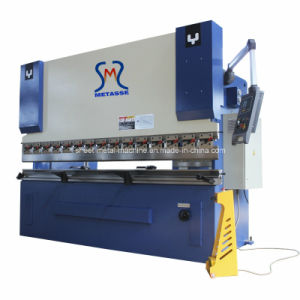 CNC Sychro Hydraulic Press Brake (WE67K-100/3200)