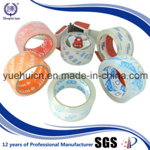 Yuehui Tape with Best Price BOPP Super Clear Tape pictures & photos