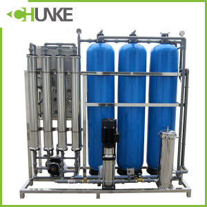 Chunke Ce Approved Automatic RO 1000L/H Water Treatment Equipment pictures & photos