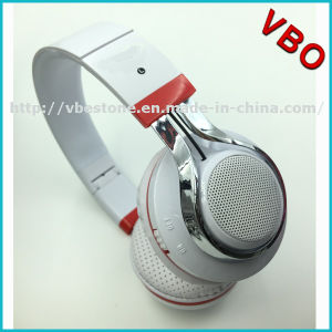 New Design Foldable Glowing Bluetooth Headphones with LED Light pictures & photos