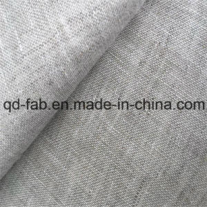 Yarn Dyed Linen Fabric (QF16-2478) pictures & photos