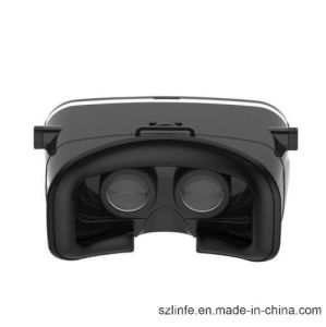 OEM 3D Virtual Reality Glasses Vr Box Headset 3D Vr Shinecon with Bluetooth Remote Controller pictures & photos