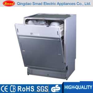 Automatic Stainelss Steel Built-in Dishwasher pictures & photos