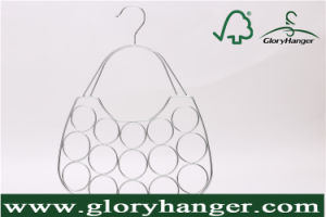 Chrome Metal Clothing Hanger for Suit / Pants (GLMH308) pictures & photos