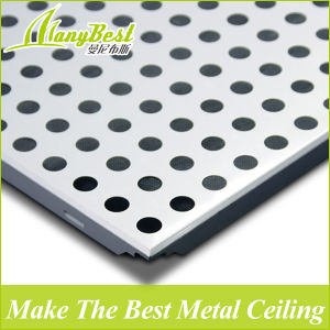 12 Years Experience Fireproof Soundproof Suspended False Aluminum Ceiling pictures & photos