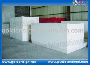 China Goldensign Rigid PVC Sheet pictures & photos