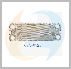 Gea Vt20 H/V Replacement Heat Exchangers Spare Parts
