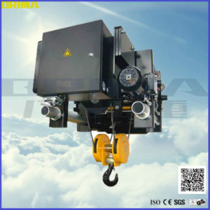 European Style Brima 5t Electric Wire Rope Hoist Crane with Lower pictures & photos